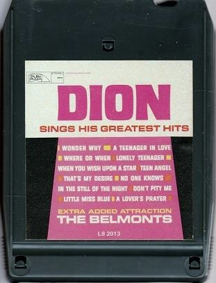 https://www.mindtosoundmusic.com/8-track-tapes/8-track-tapes-mega-rarities/dion-sings-his-greatest-hits.html