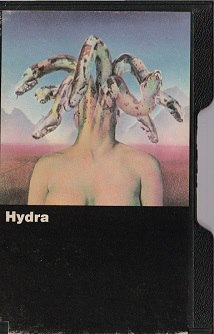 Hydra - Hydra 1st Album Self-Titled Rare Cassette Tape